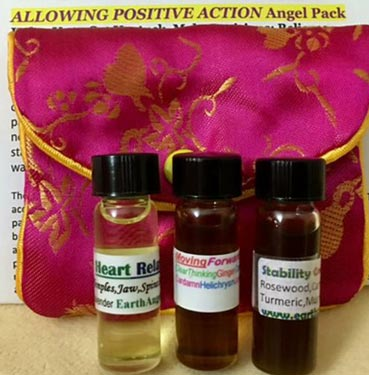 Allowing Positive Action/Angel GiftPack