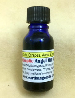 Antiseptic Angel Oil Half Ounce