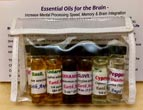 *Brain-Enhancing Essential Oils 12-Pack