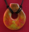 New Aroma Necklace, Creative Energy, handcrafted by Elena Trexler