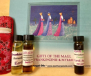 Gift of the Magi! Precious Holy Oil Gift Pack Large