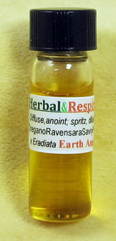 Herbal/Respiratory Strengthener