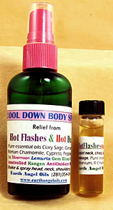 HotFlashes Spray/Blend Combo