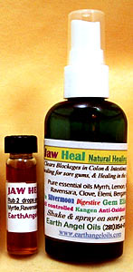Jaw Heal Spray/Blend Combo