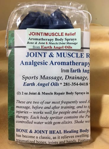 *Joint/Muscle Relief Aromatherapy Spray Gift