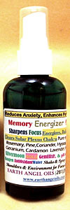 Memory Energizer/Exams Spray