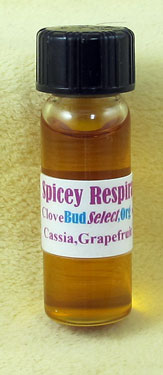 Spicey Respiratory Blend